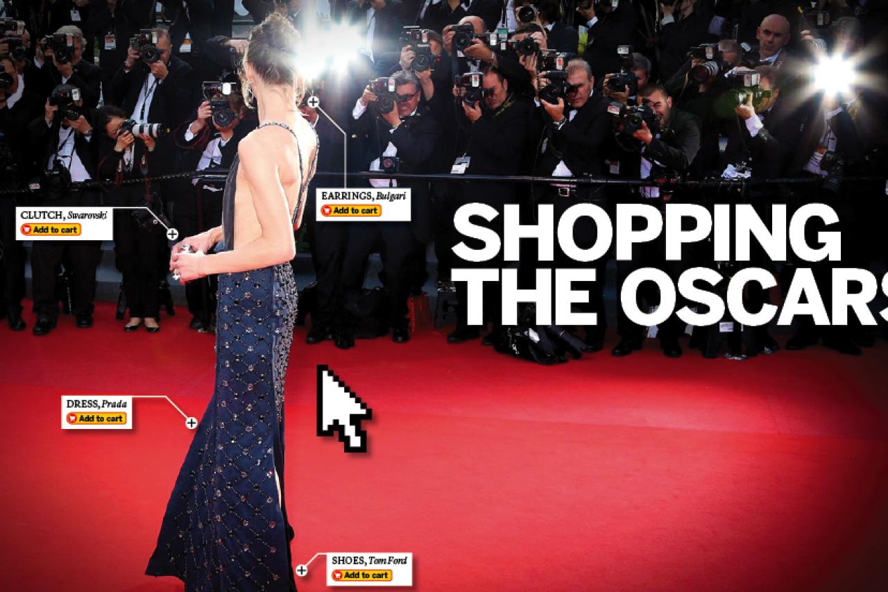 Shopping the Oscars
