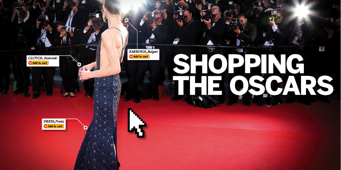 Shopping the Oscars