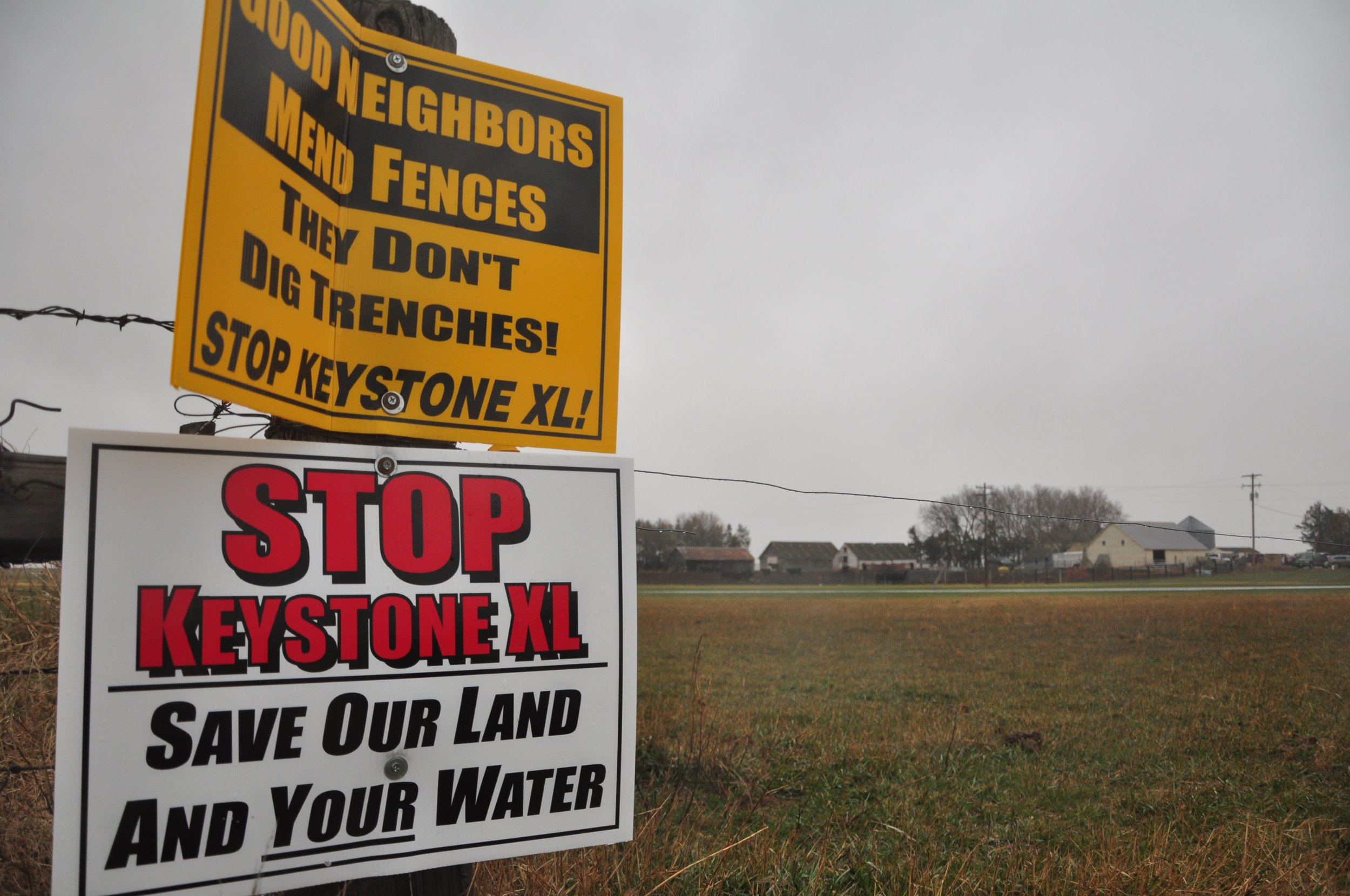 Landowners Win Temporary Eminent Domain Injunction Over Keystone