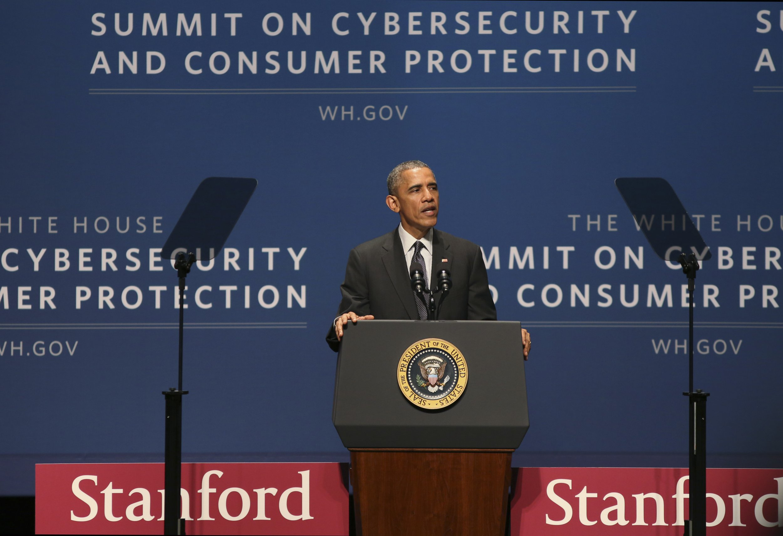 obama cyber security