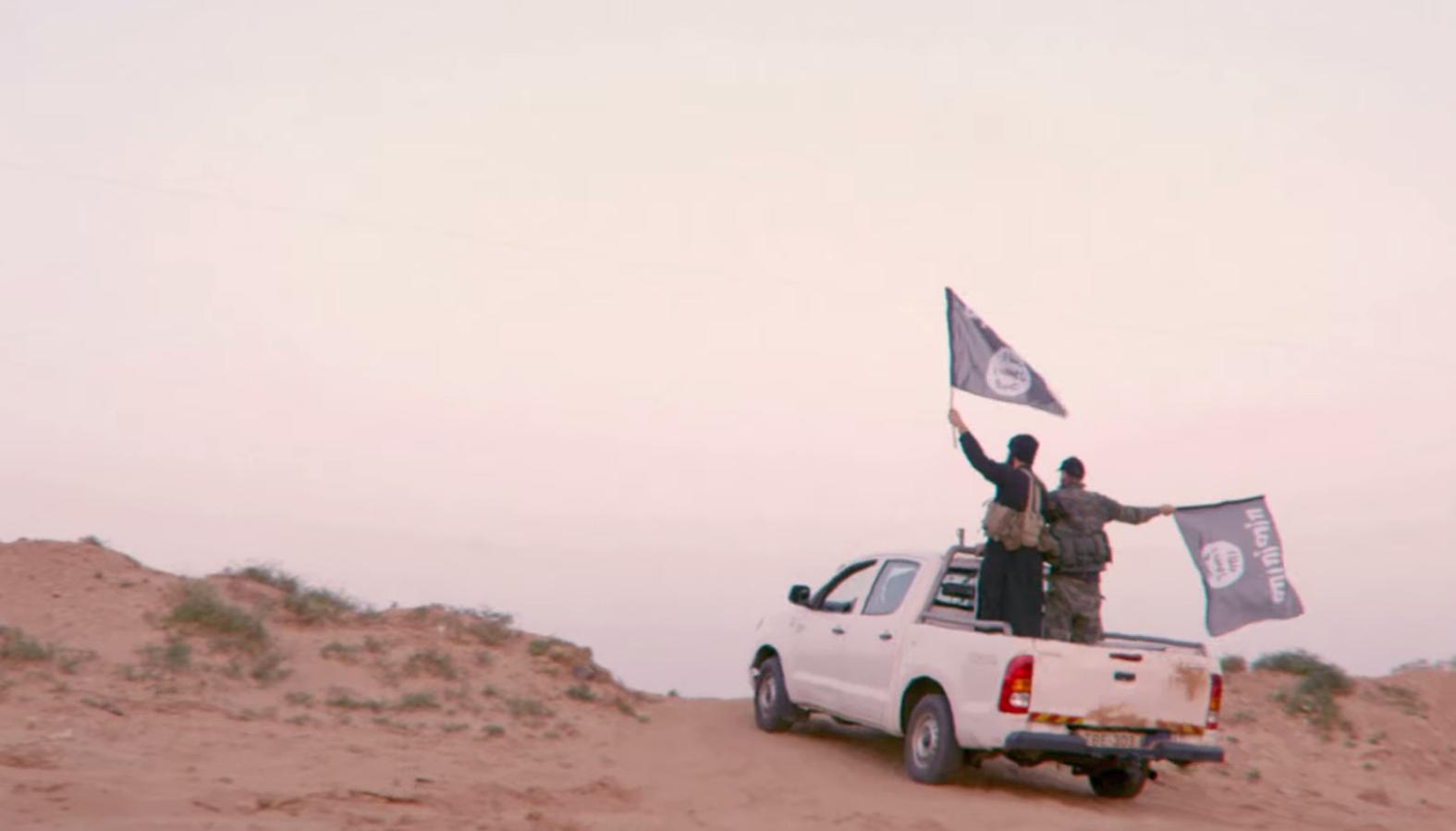 ISIS Israel Netanyahu