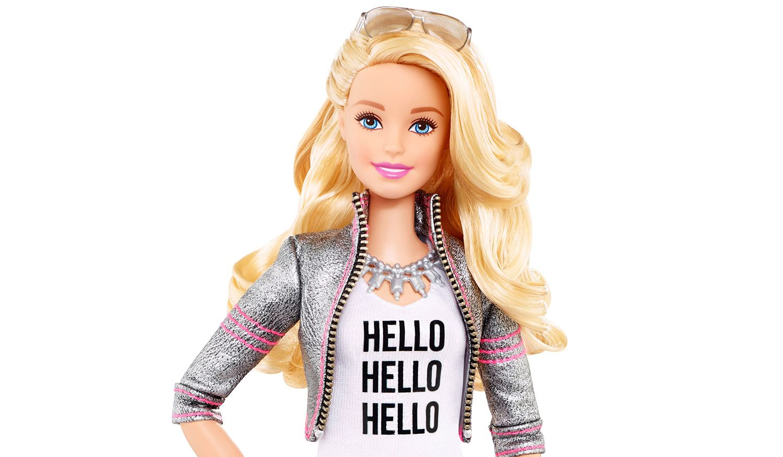 meet hello barbie a wi fi doll that talks to children