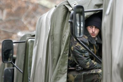Armenia and Azerbaijan tensions