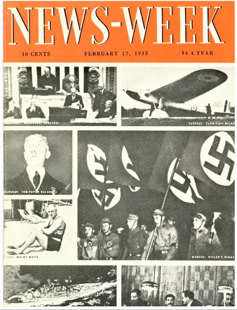Newsweek in 1933