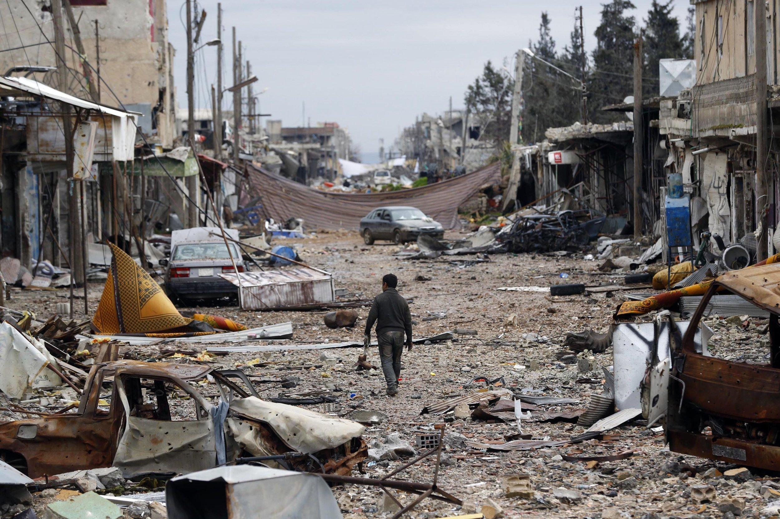 Kobane ISIS