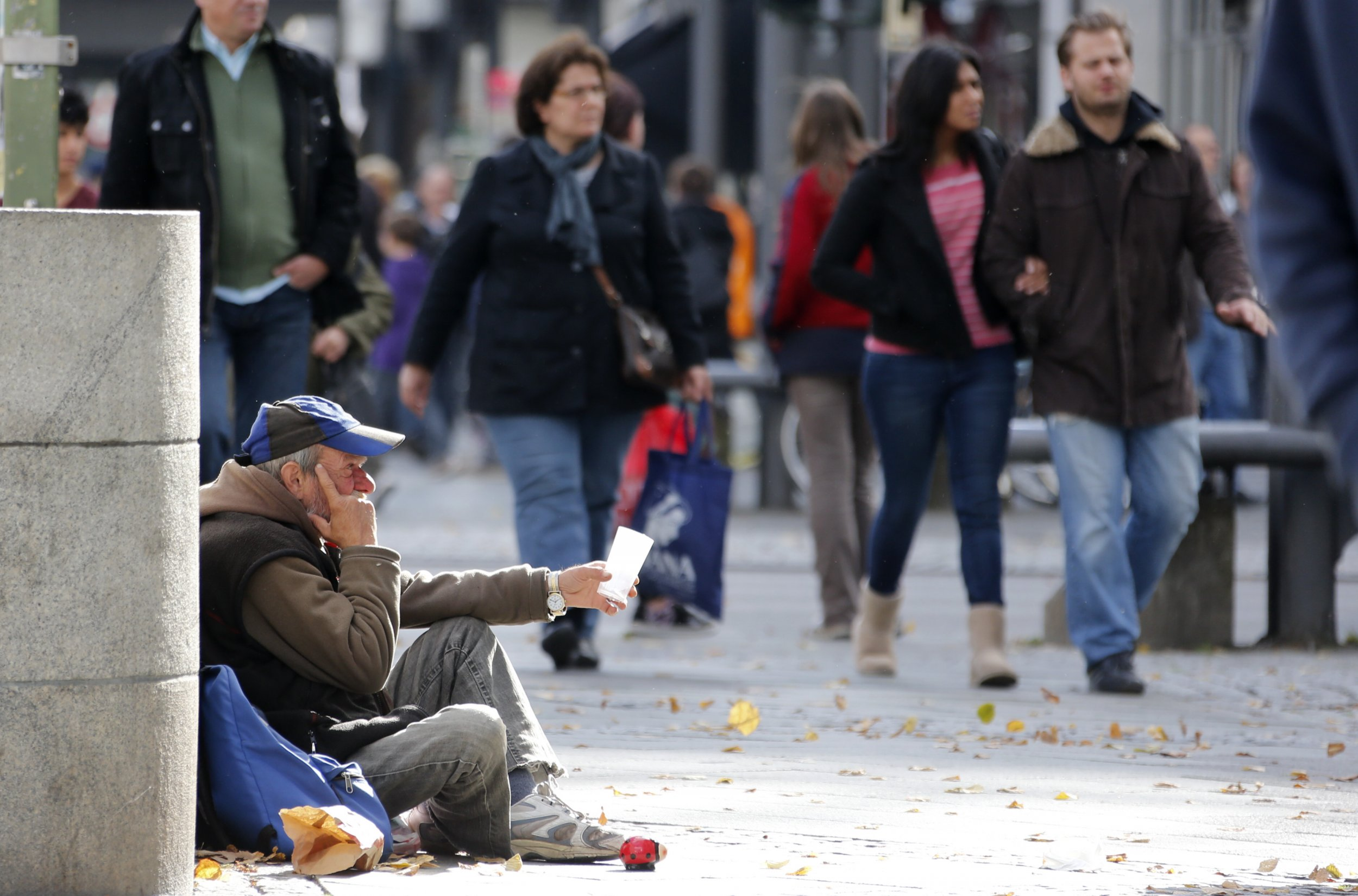 National Business Group On Health >> Poverty in Germany 'at Record High'