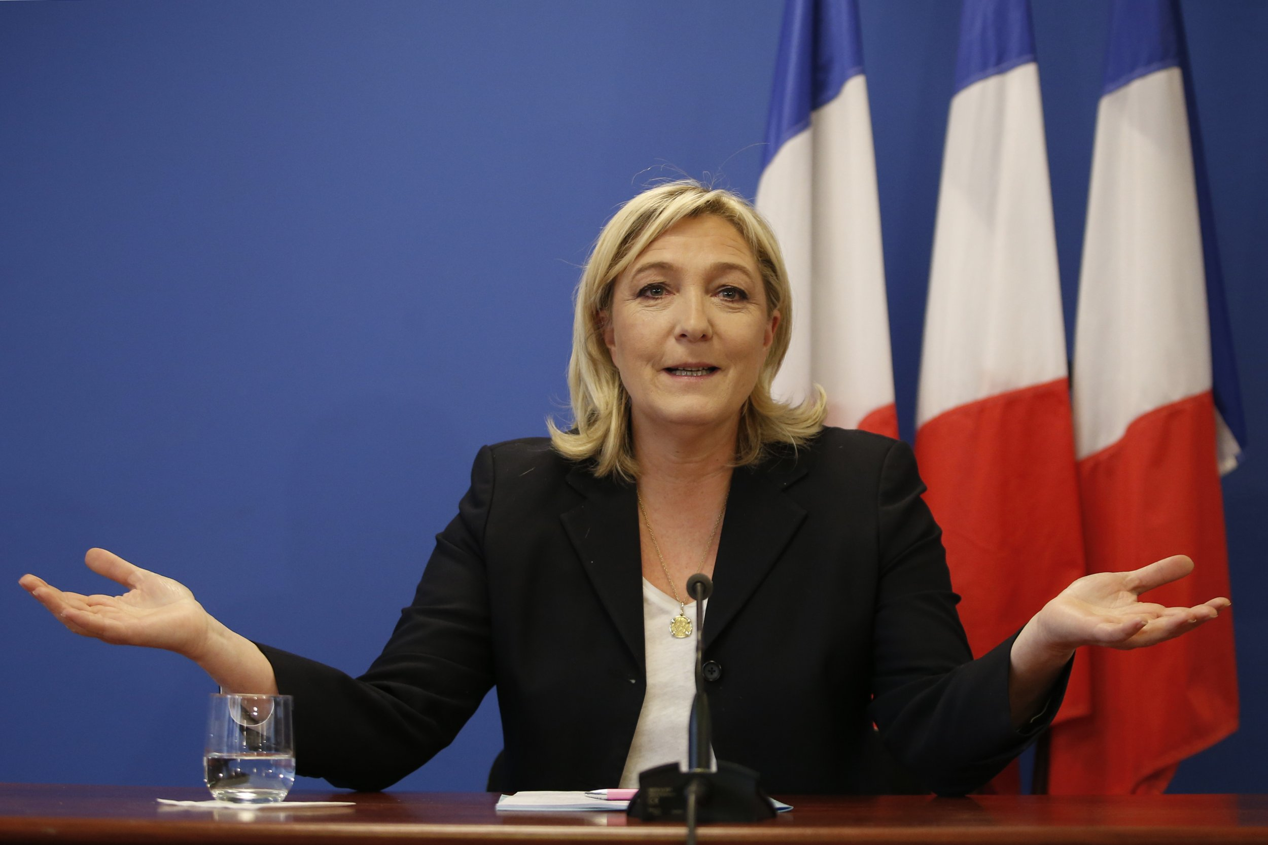 Front National Leader Marine Le Pen's Reading List Leaked