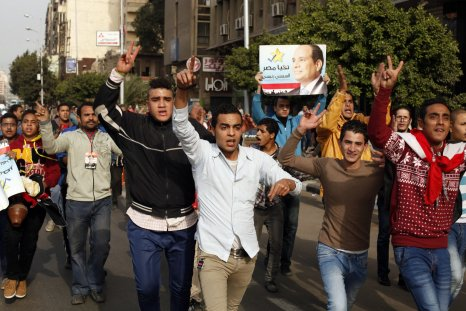 Tahrir Square protest