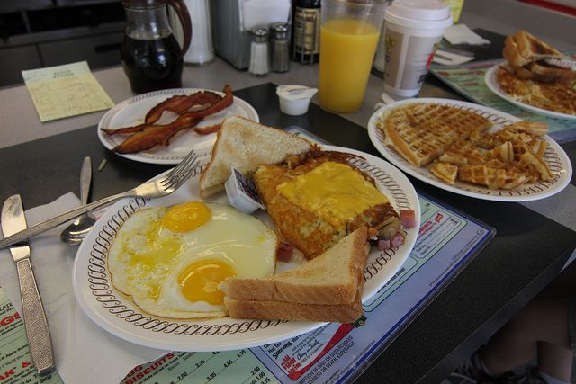 Superior Closest Waffle House To Me   Waffle House Angling To Replace The Post Office