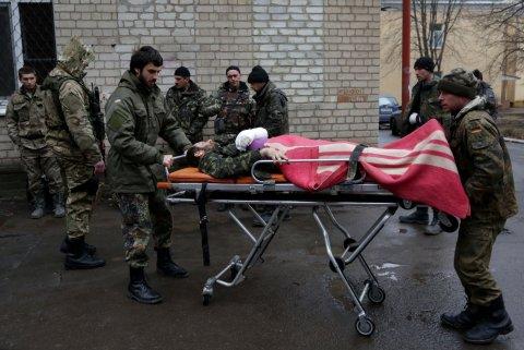 Ukraine medic