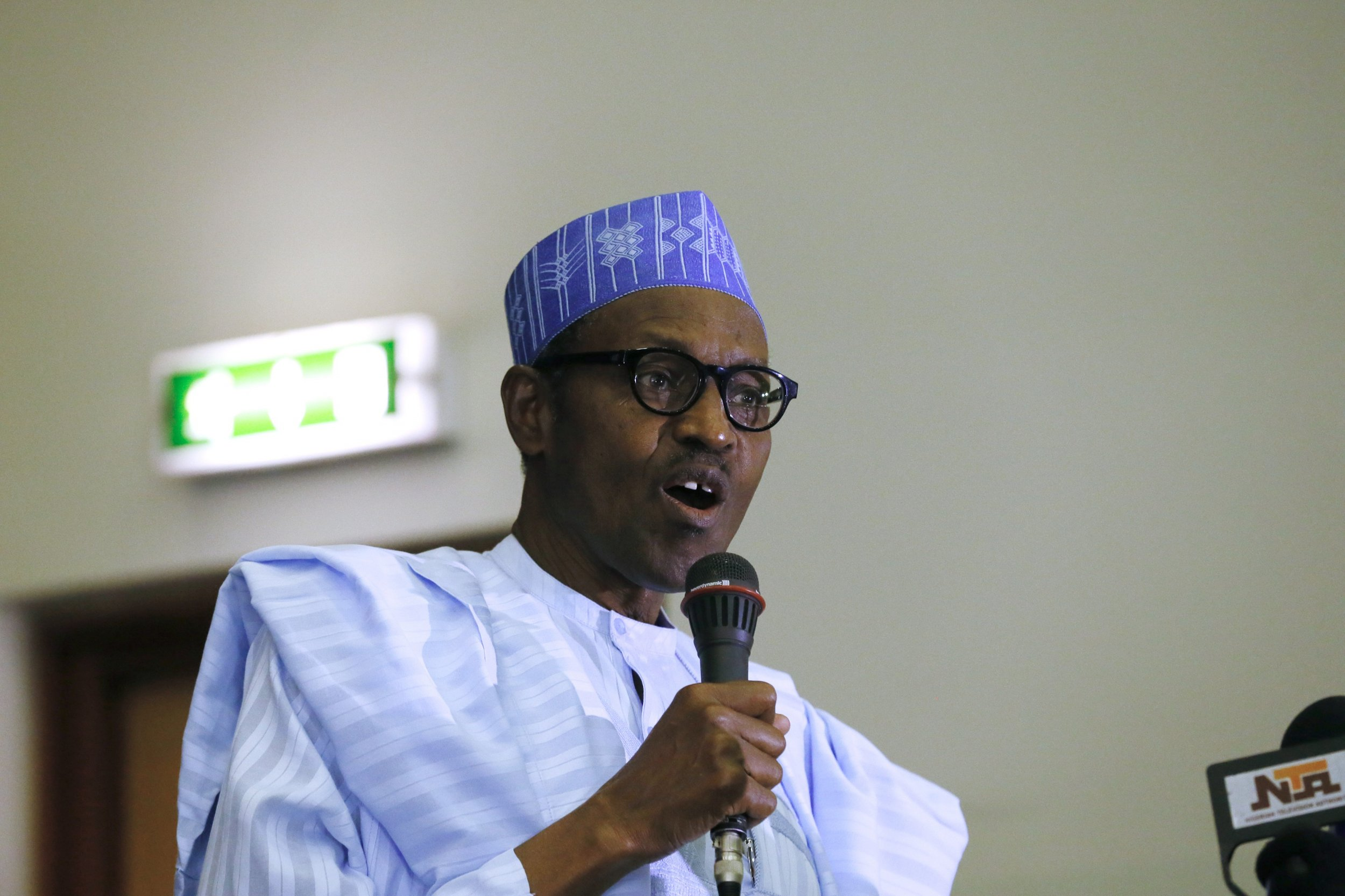 Nigeria Buhari Boko Haram