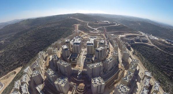 Rawabi Palestine Israel