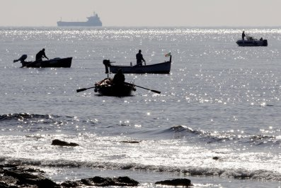 Italian fishermen
