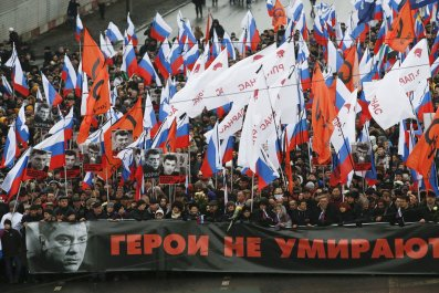 nemtsov march moscow