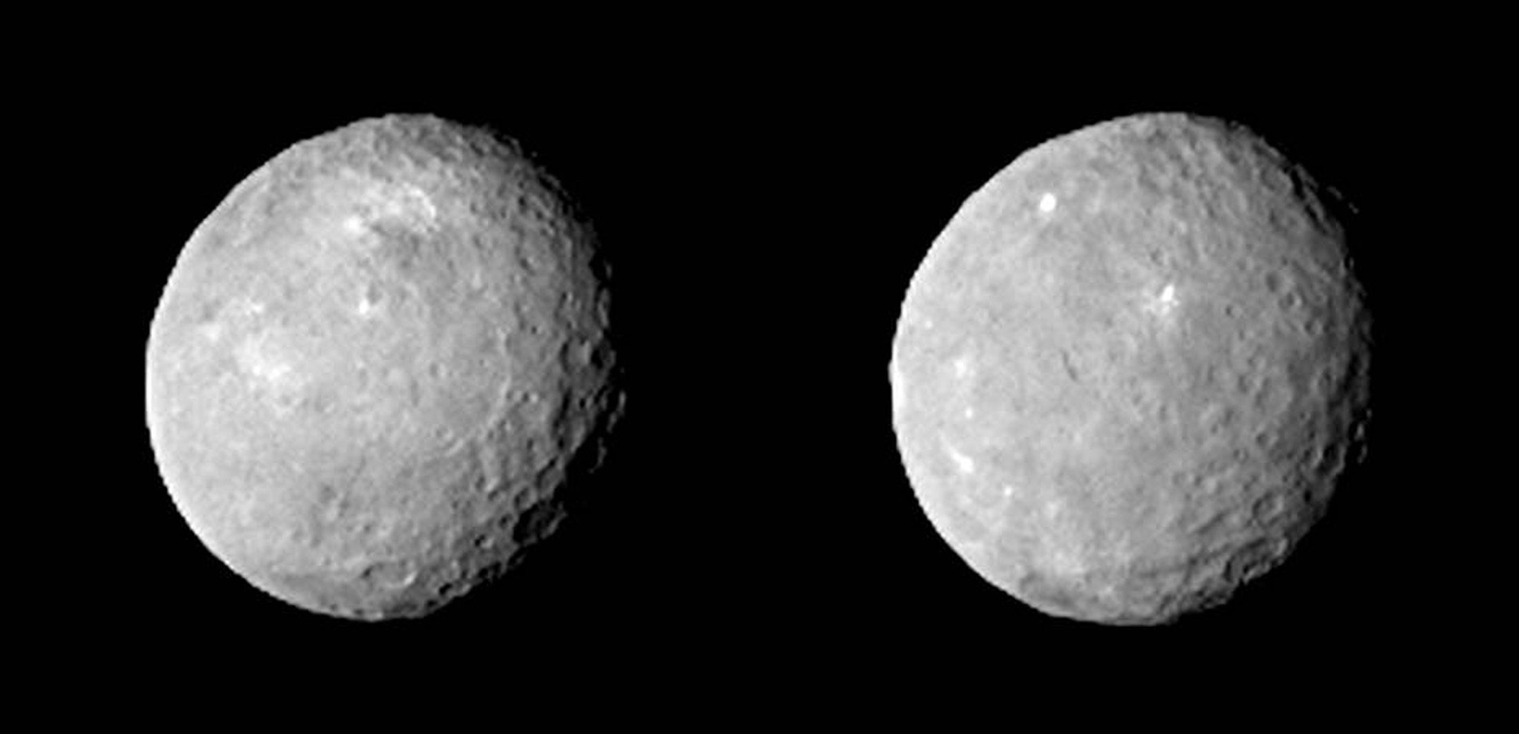 The Case Of Mysterious Lights On Dwarf Planet Ceres
