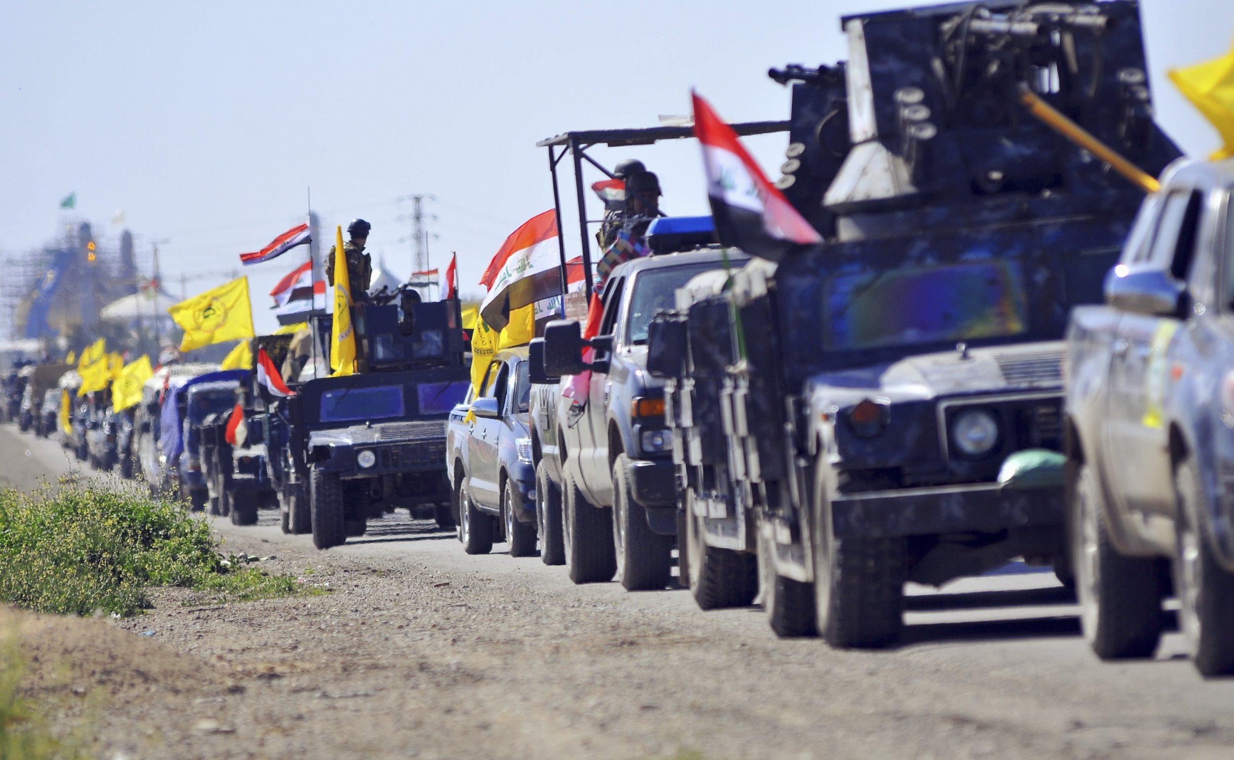 Assault on Tikrit