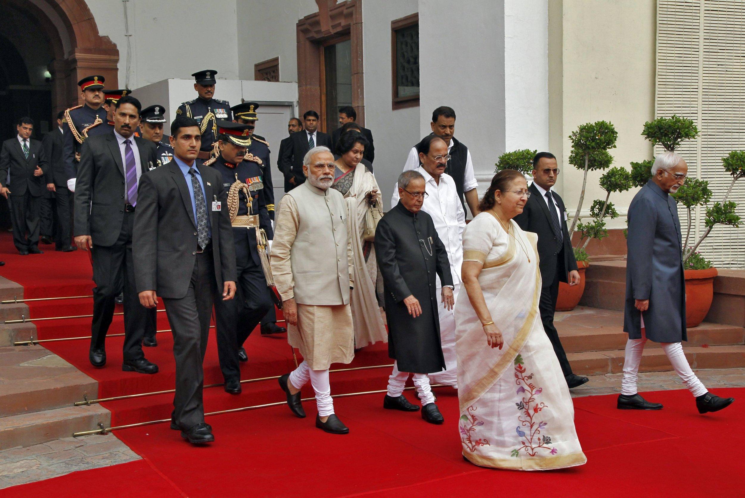 Narendra Modi's Budget