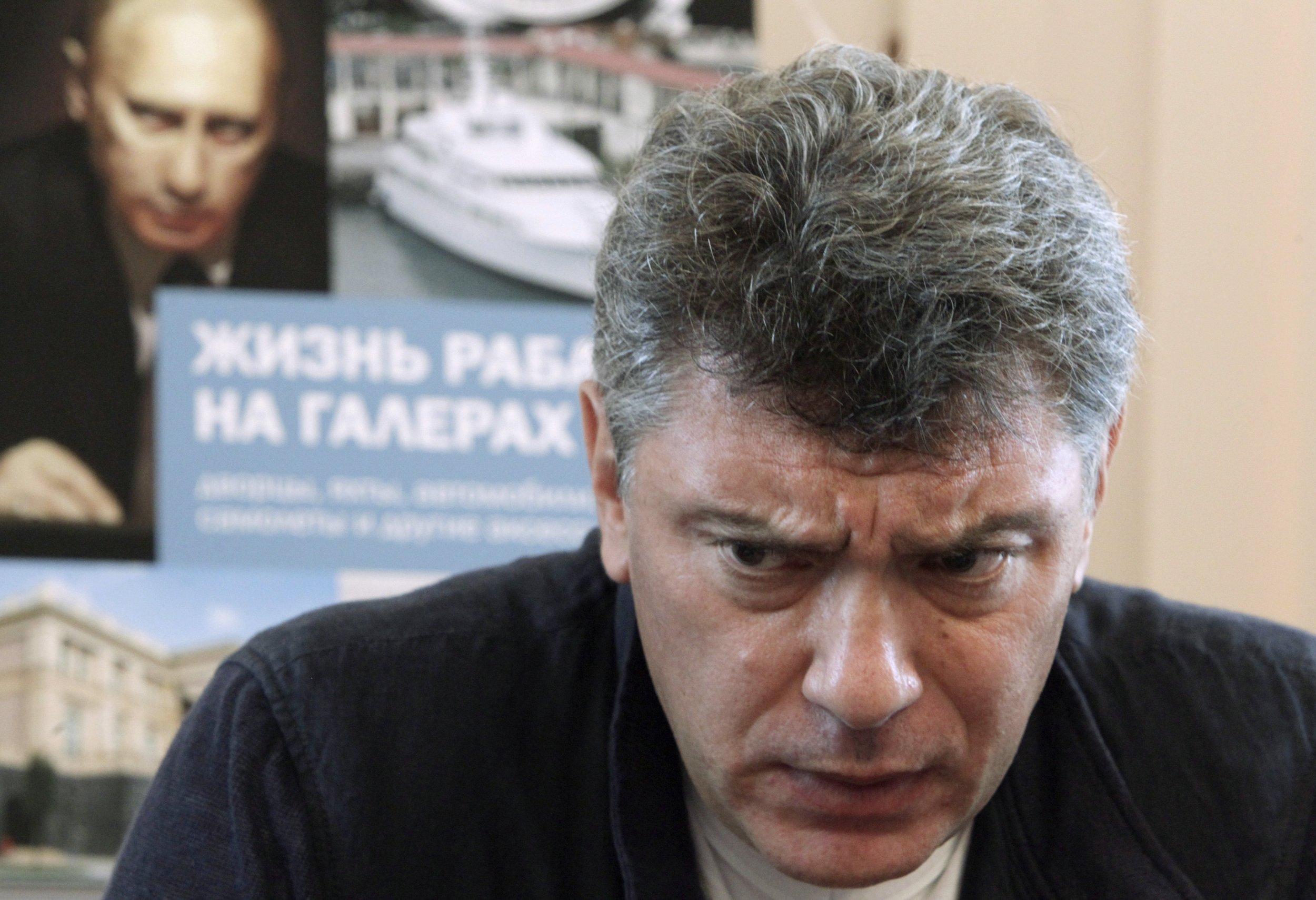 Boris Nemstov