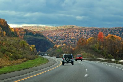 Oil and Gas Production Waste Spread to Deice New York, Pa. Roads With Little Oversight