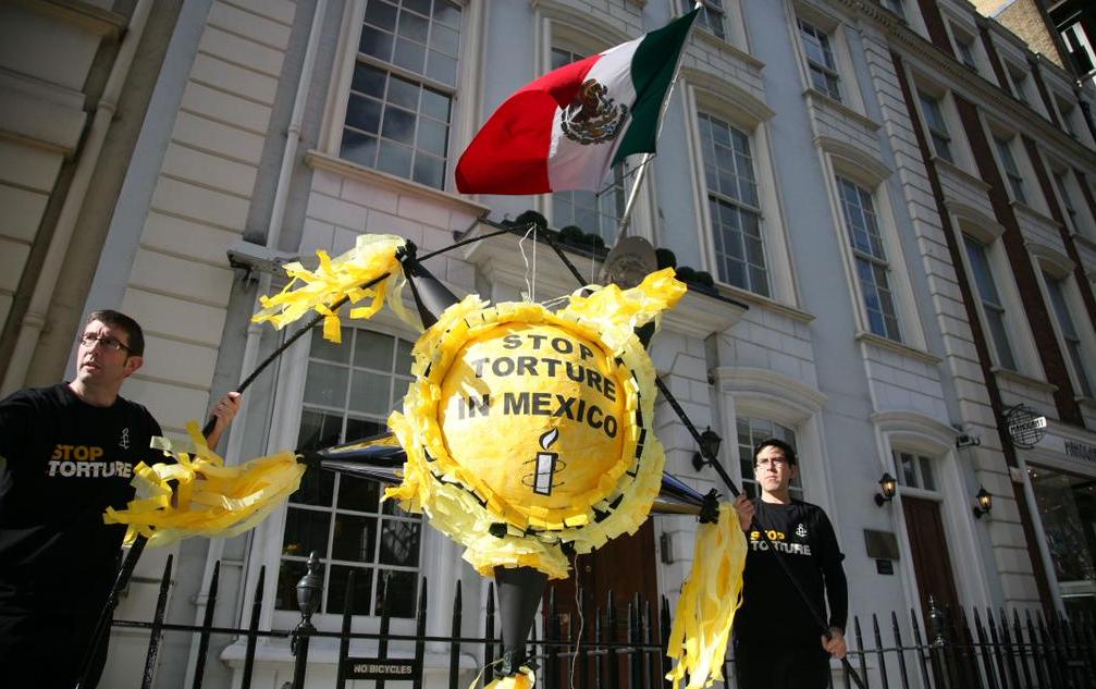 Amnesty torture