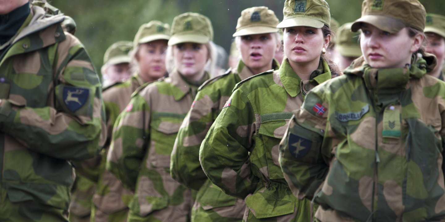 Norwegian army