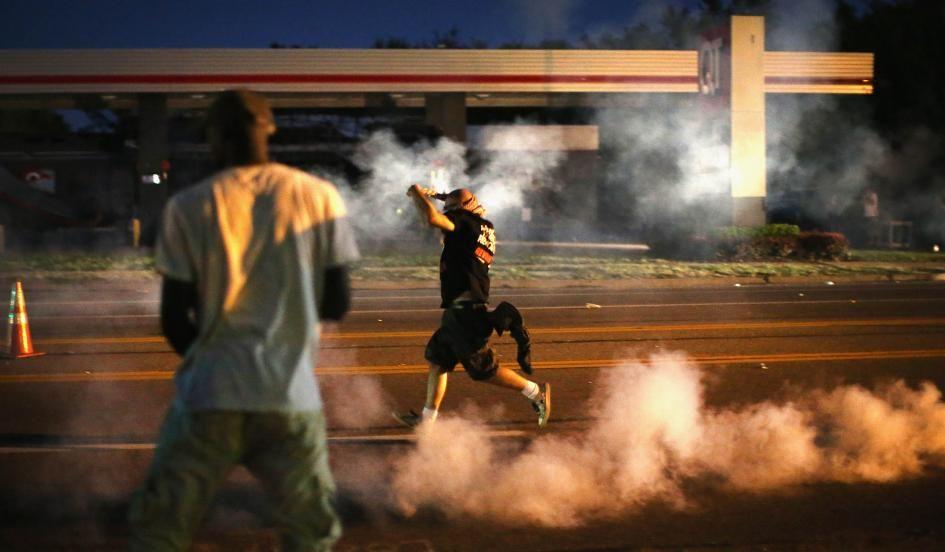 f673cb3d8c0cc Ferguson Police, Courts Violated Minorities' Civil Rights, Justice ...