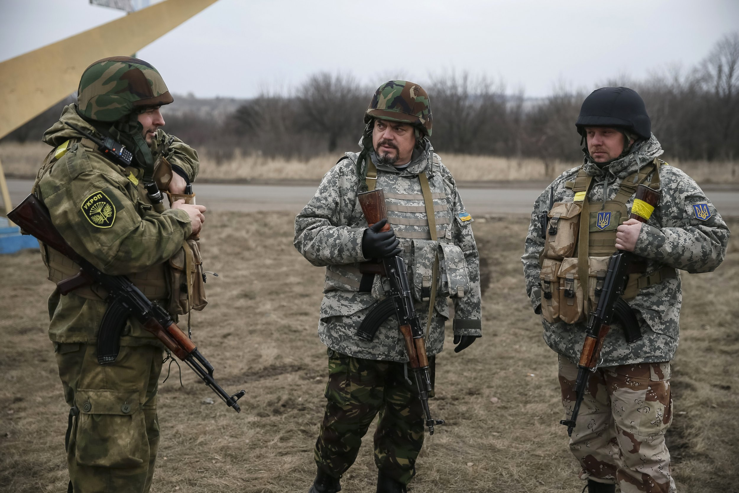 Ukraine to Boost Armed...
