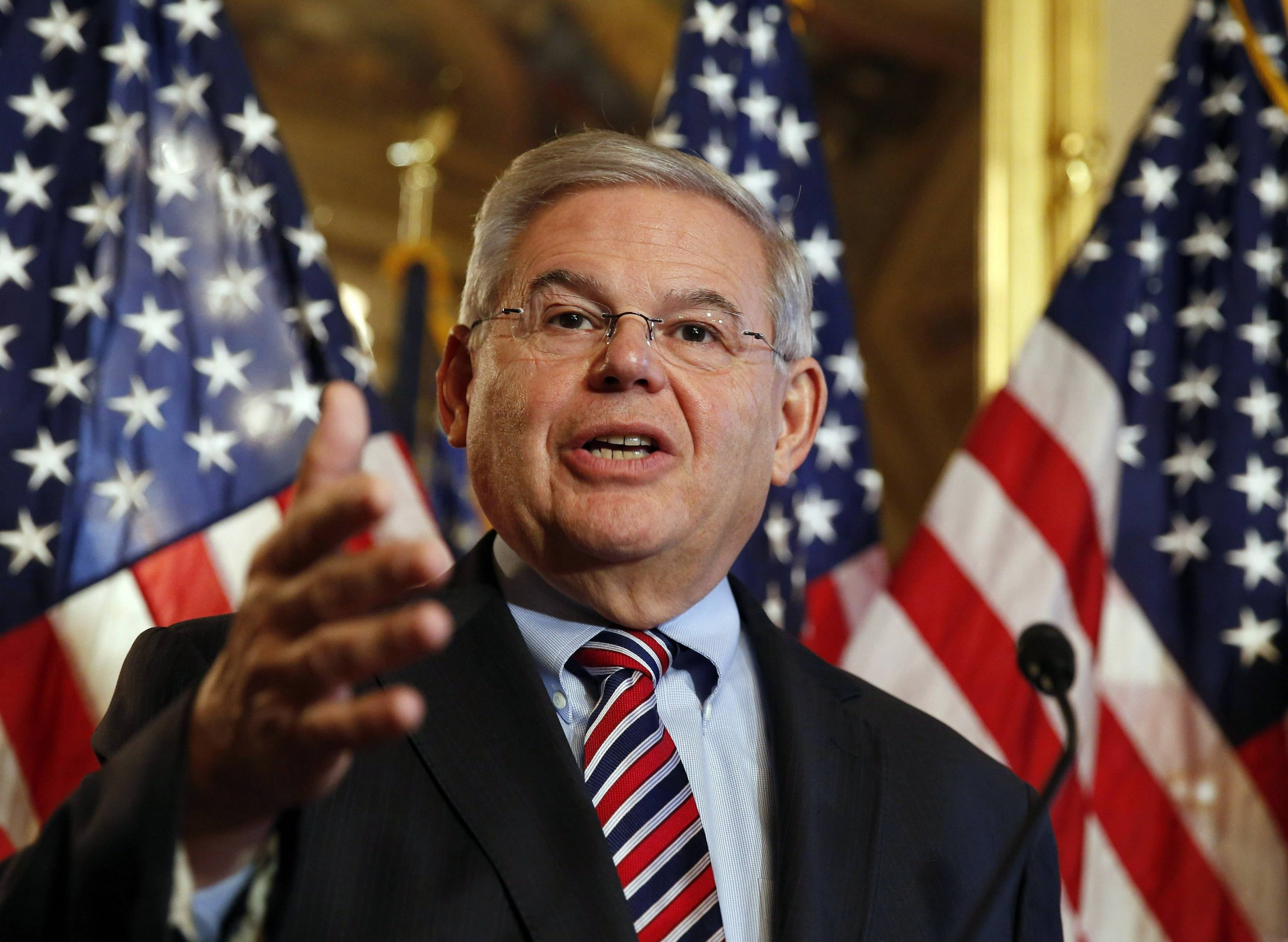 Robert Menendez to face charges: CNN