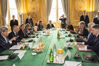 US France negotiations