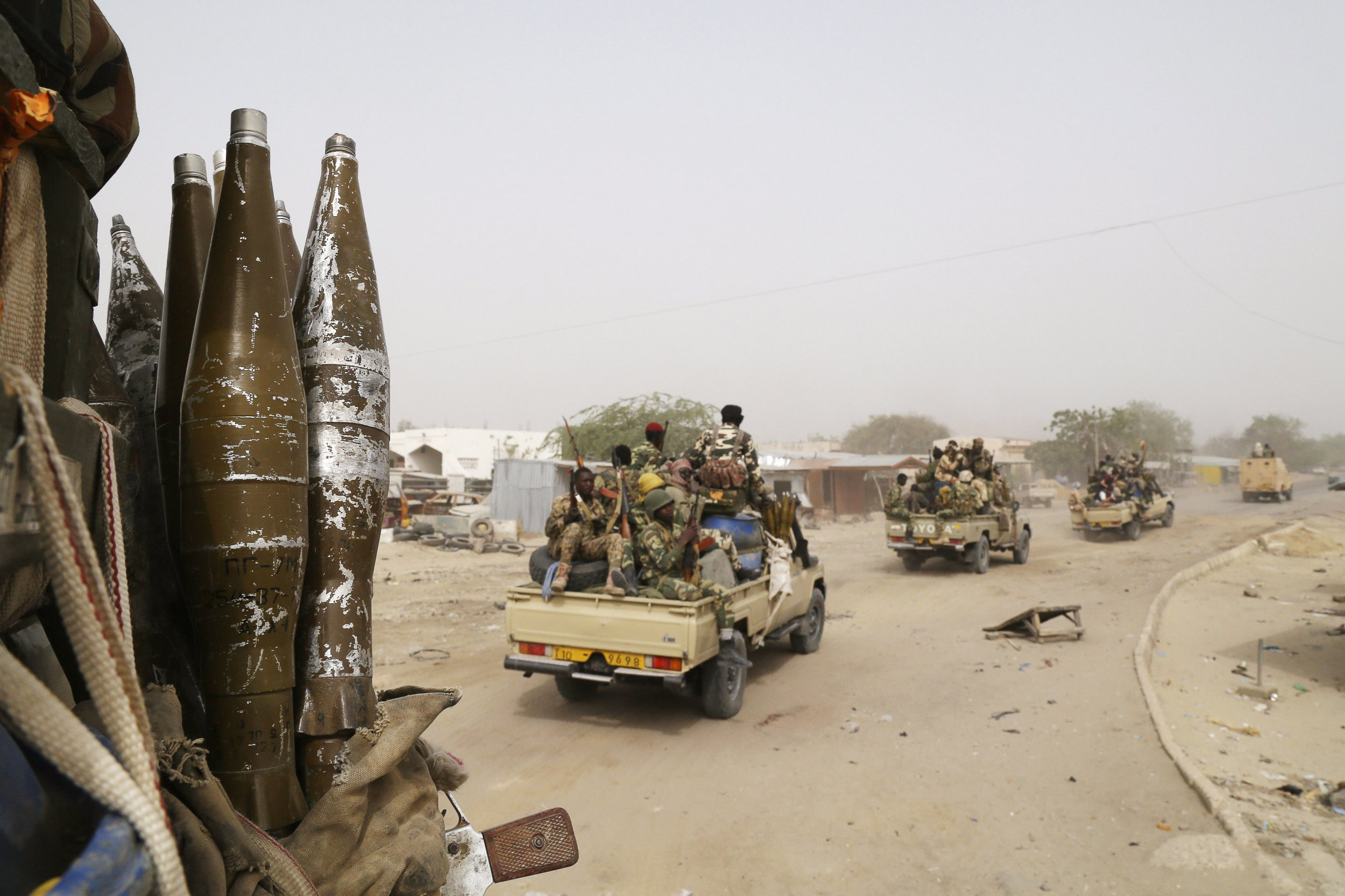 Niger and Chad Launch Major Offensive Against Boko Haram