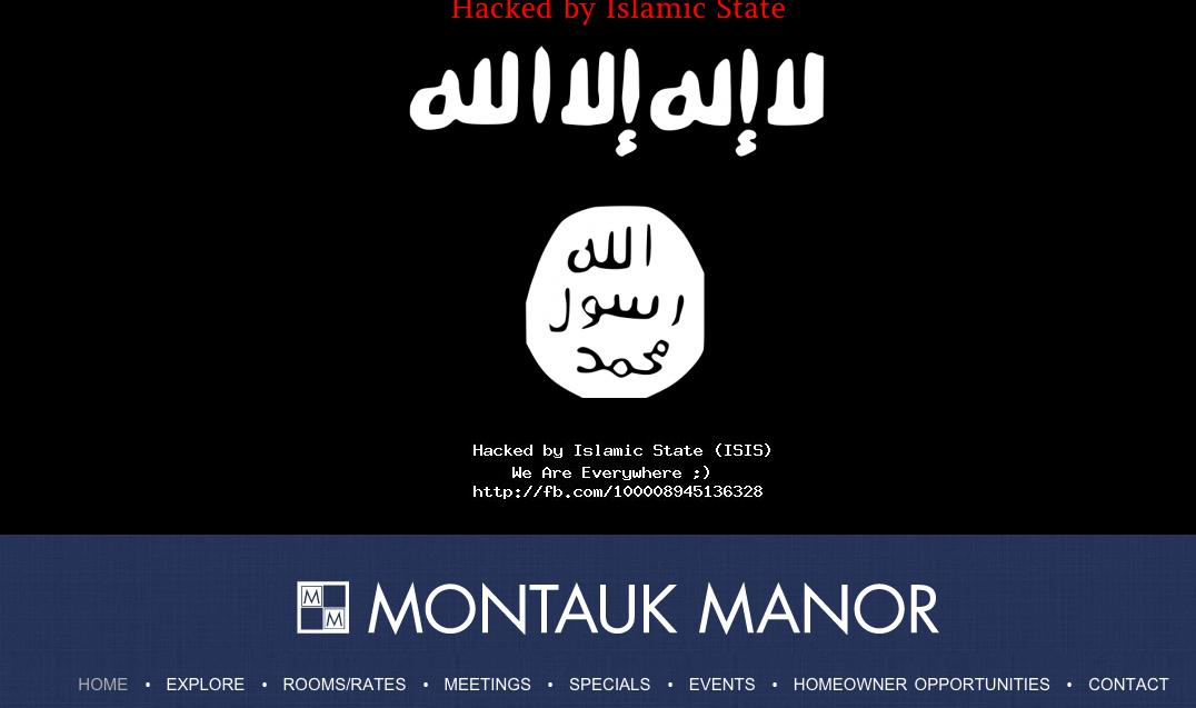 ISIS hack