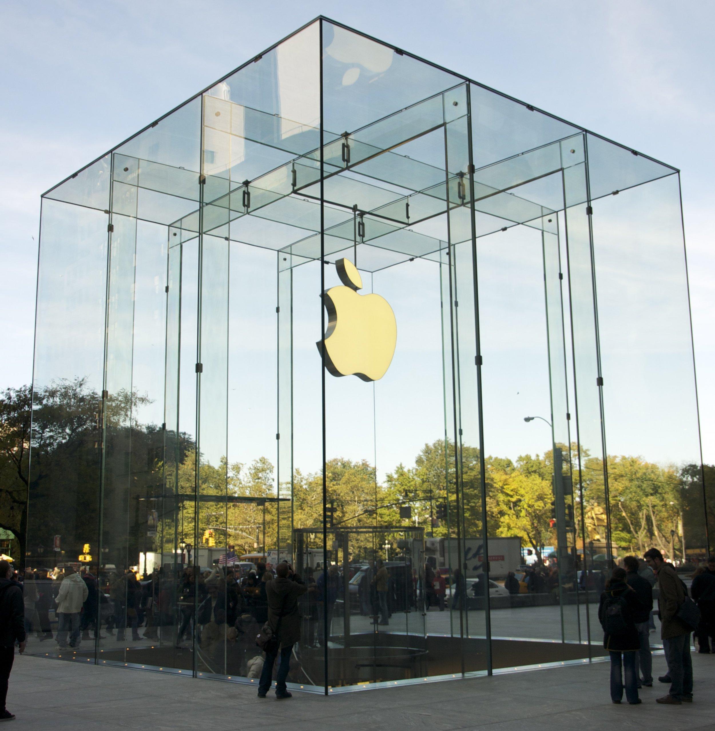 Apple building - Q+A