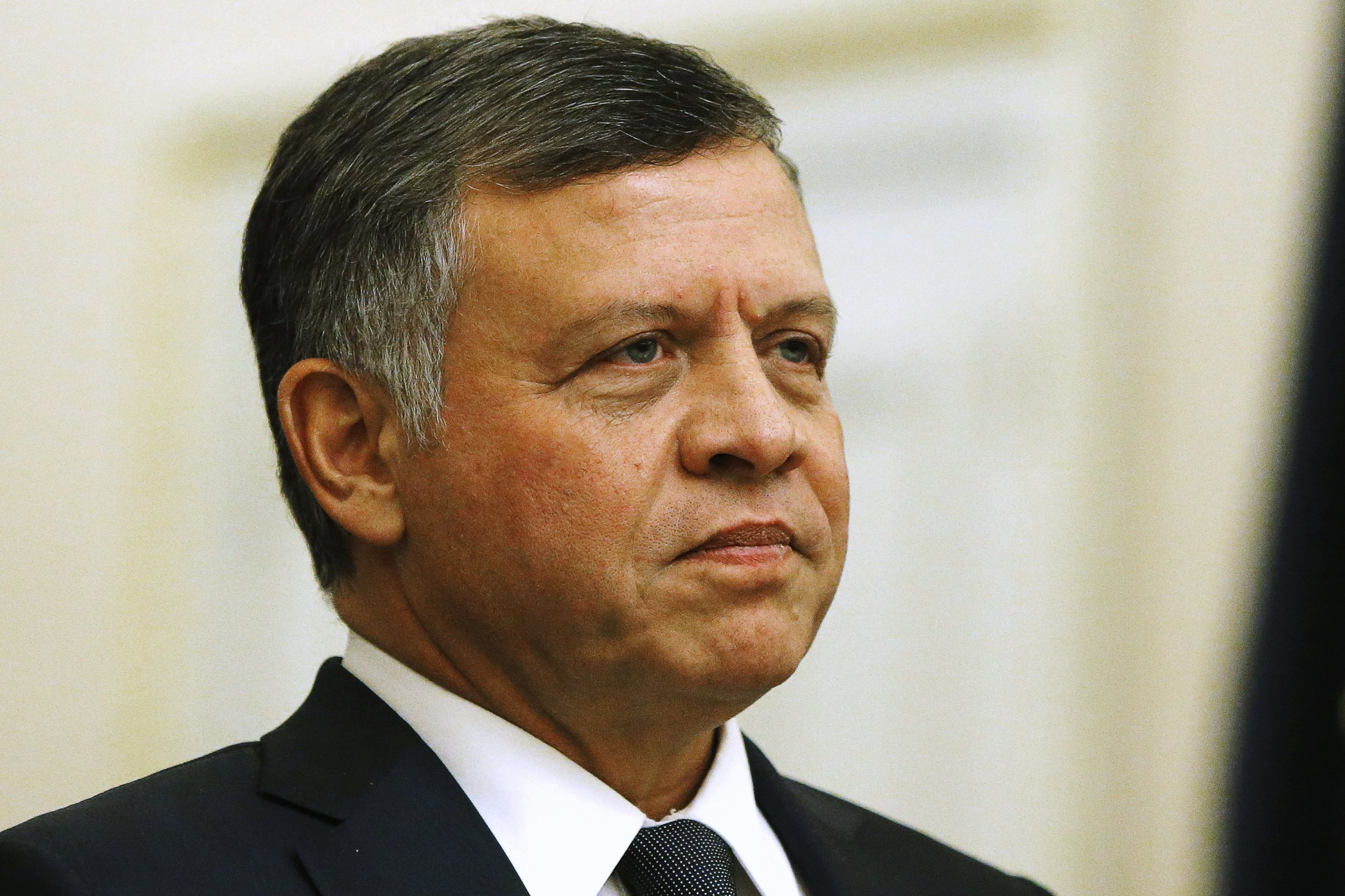 how tall is king abdullah