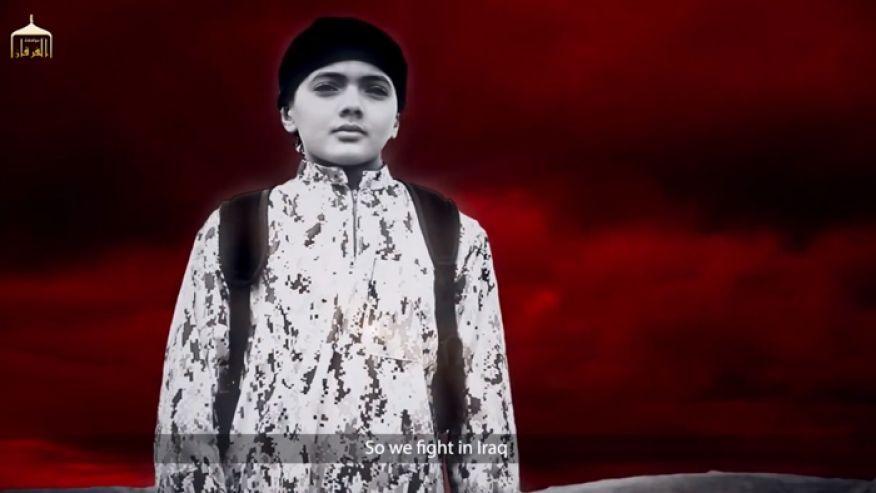 ISIS Mossad Syria Child