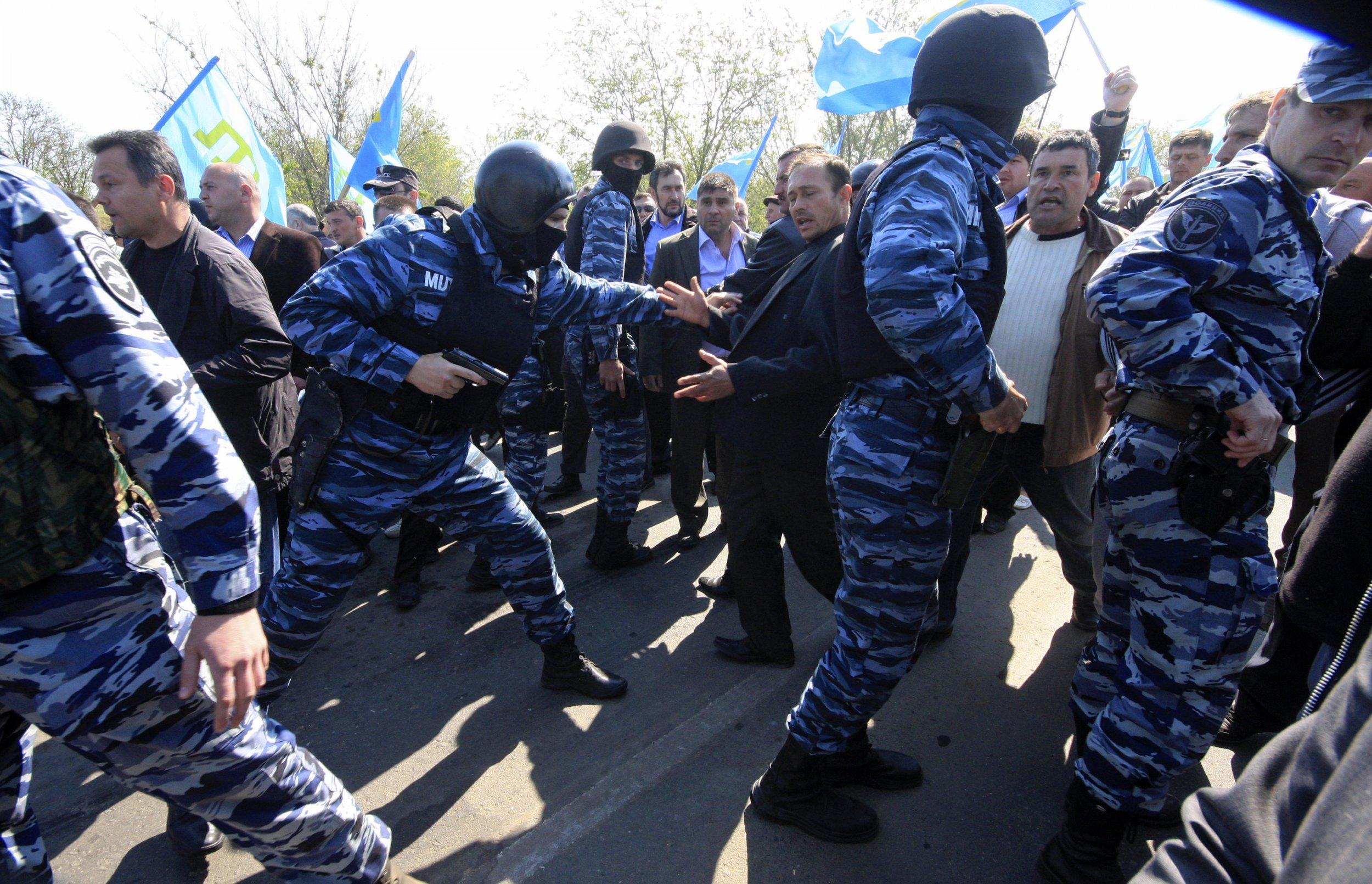 Crimea human rights
