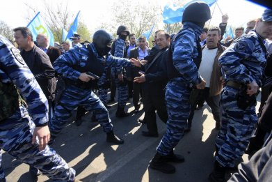 Crimea human rights