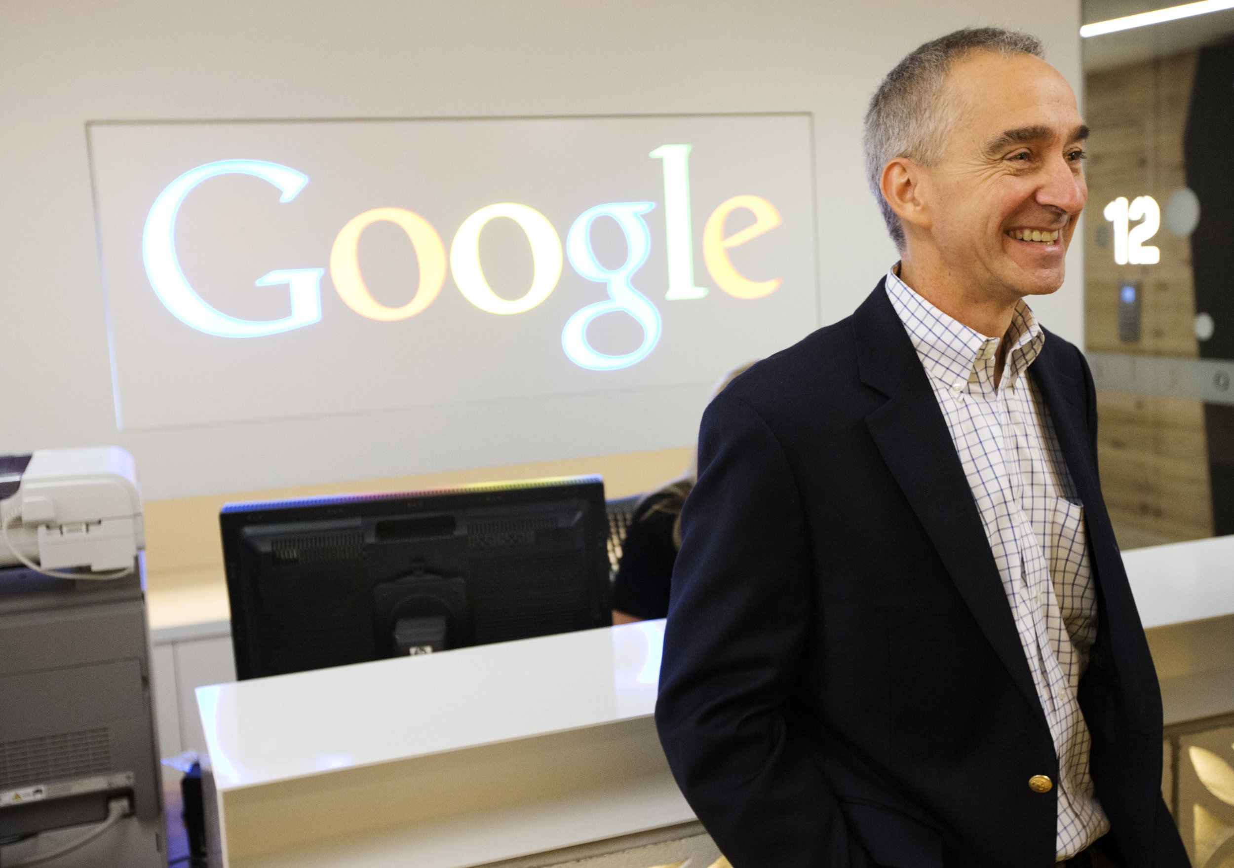google cfo s search for balance ends with resignation clichÃ