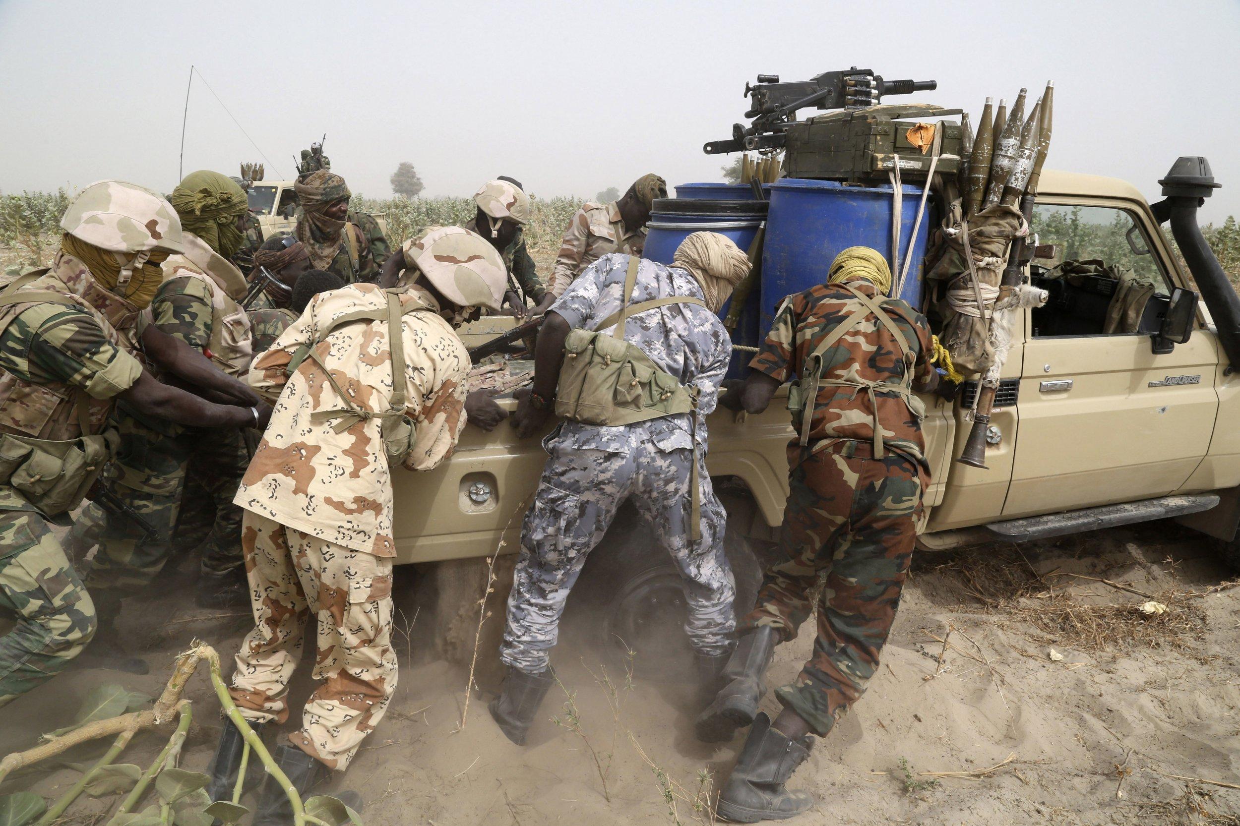 Boko Haram Threatens Us Boko Haram