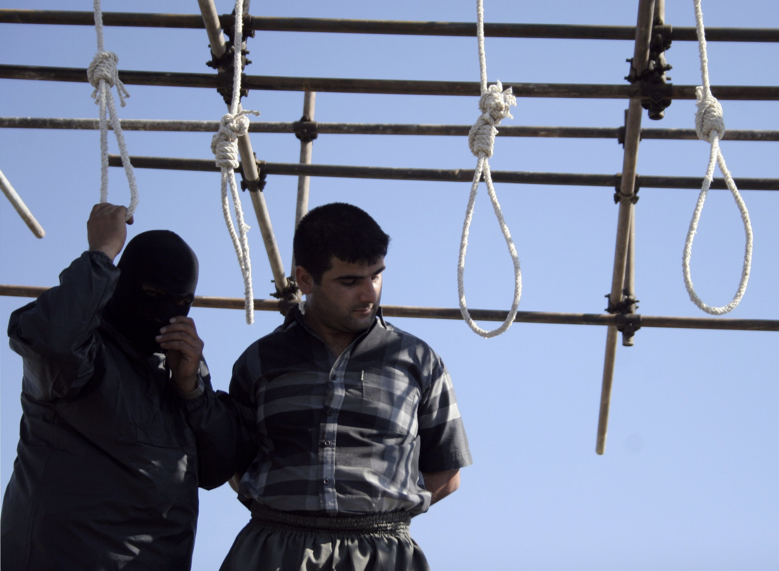 State Executions Rise to Two Per Day in Iran