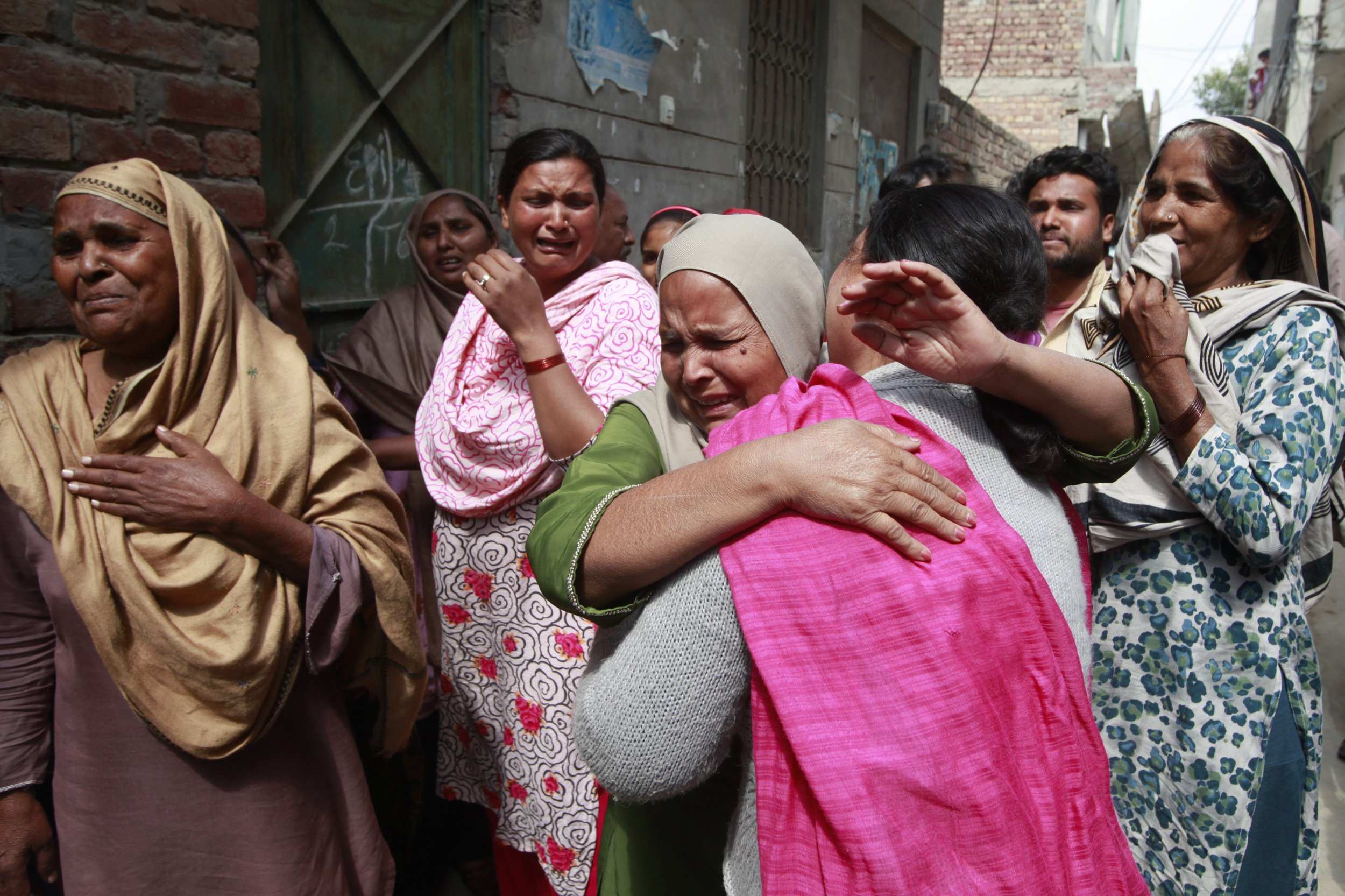 Taliban Pakistan Bombing Pakistan Church Bombings