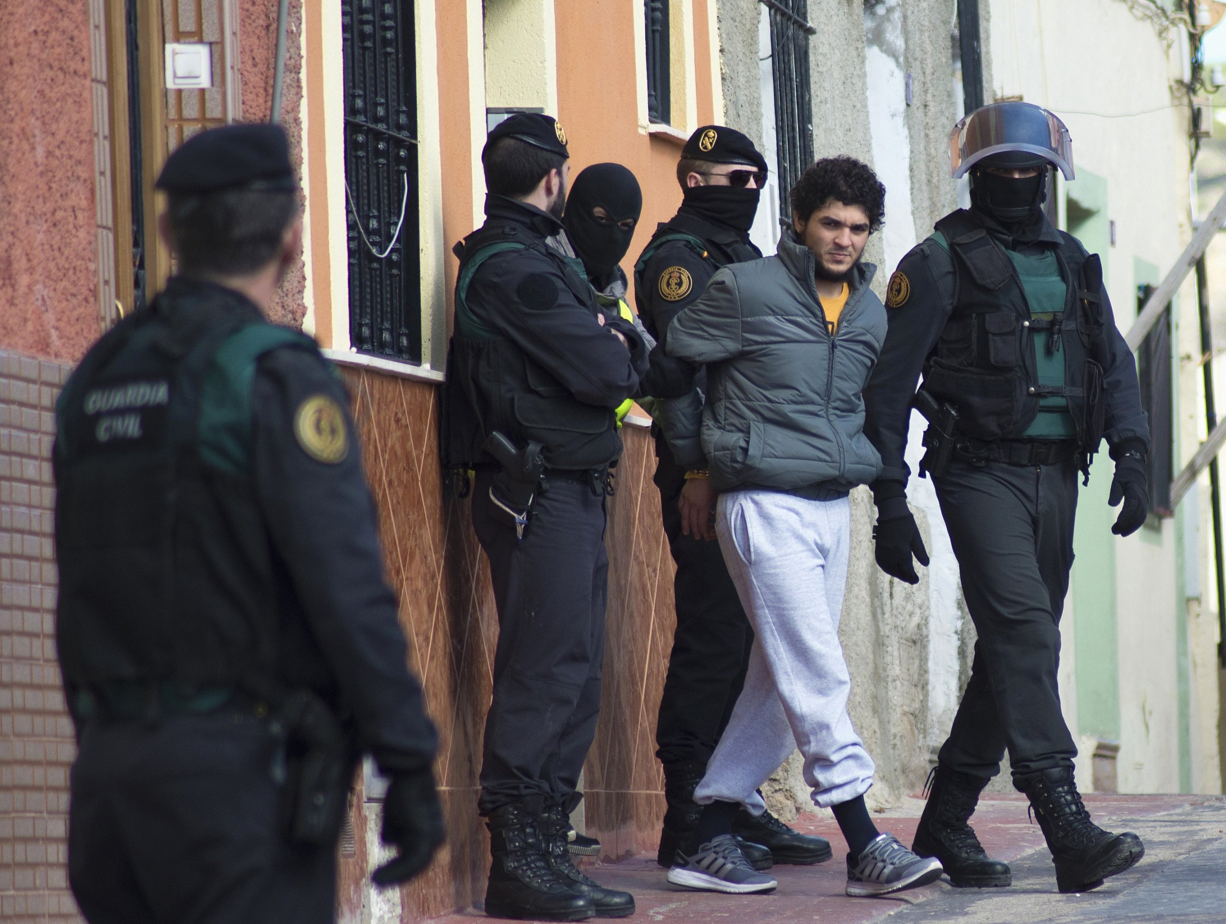 Melilla ISIS Islamic State Spain Europe