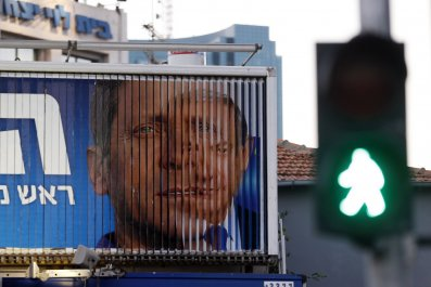 3-17-15 Israel Elections 1
