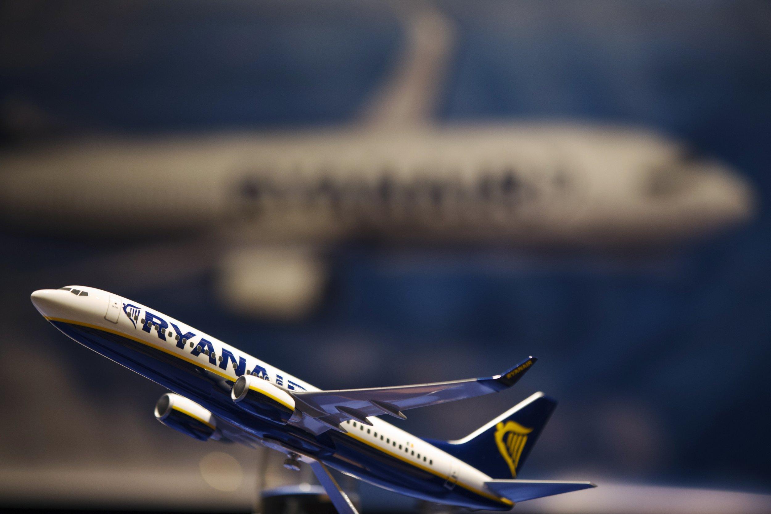 Ryanair to America