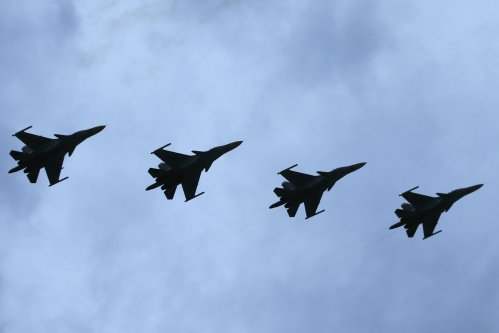 Russia Welcomes 19 Countries To Kick Off Its Military Olympics