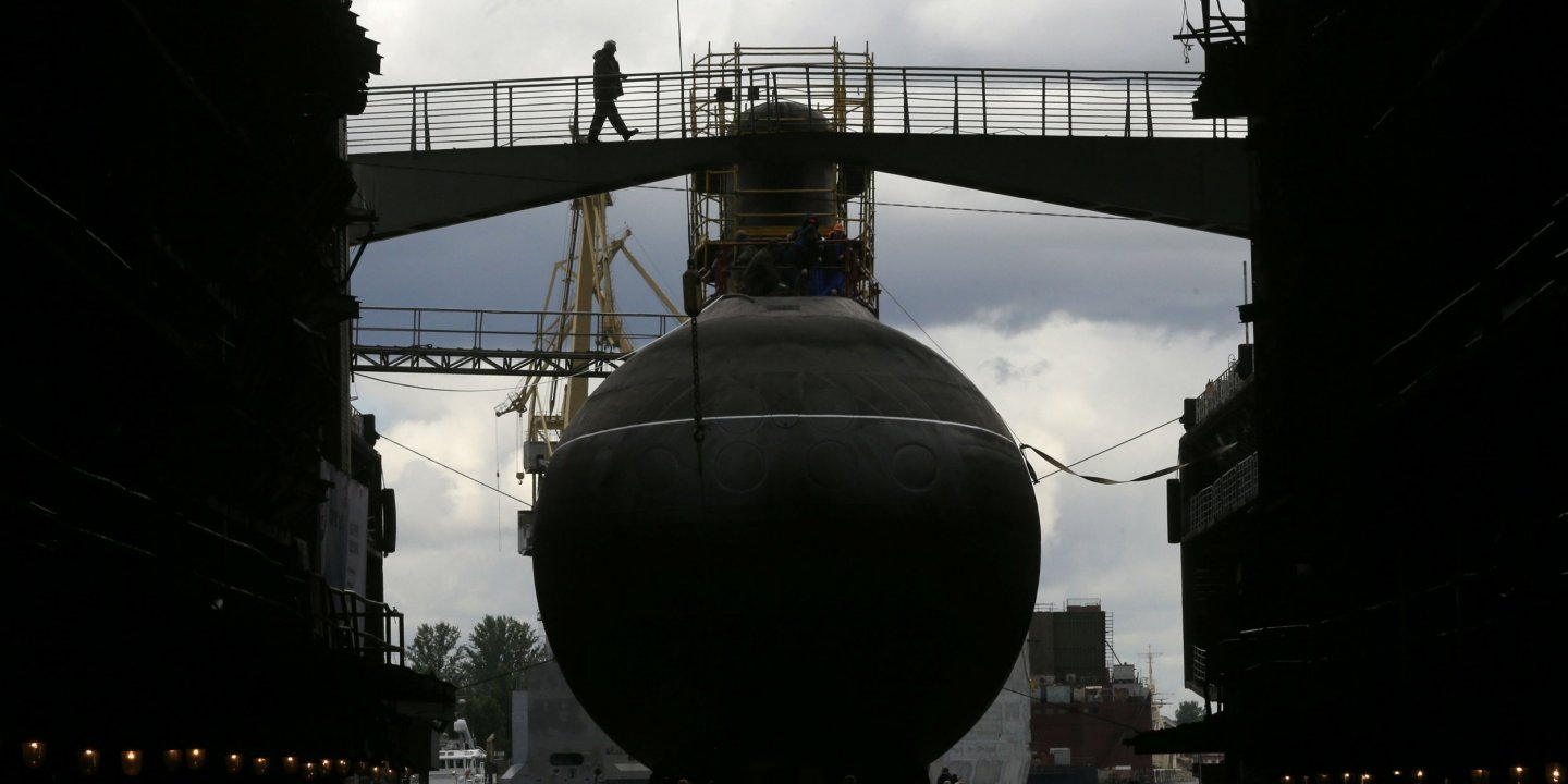 The Secret Norwegian Submarine Base Being Rented by the Russians