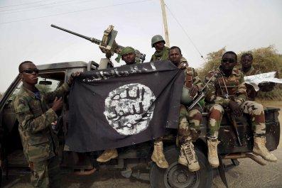 Nigeria Boko Haram Election Goodluck Chad Niger