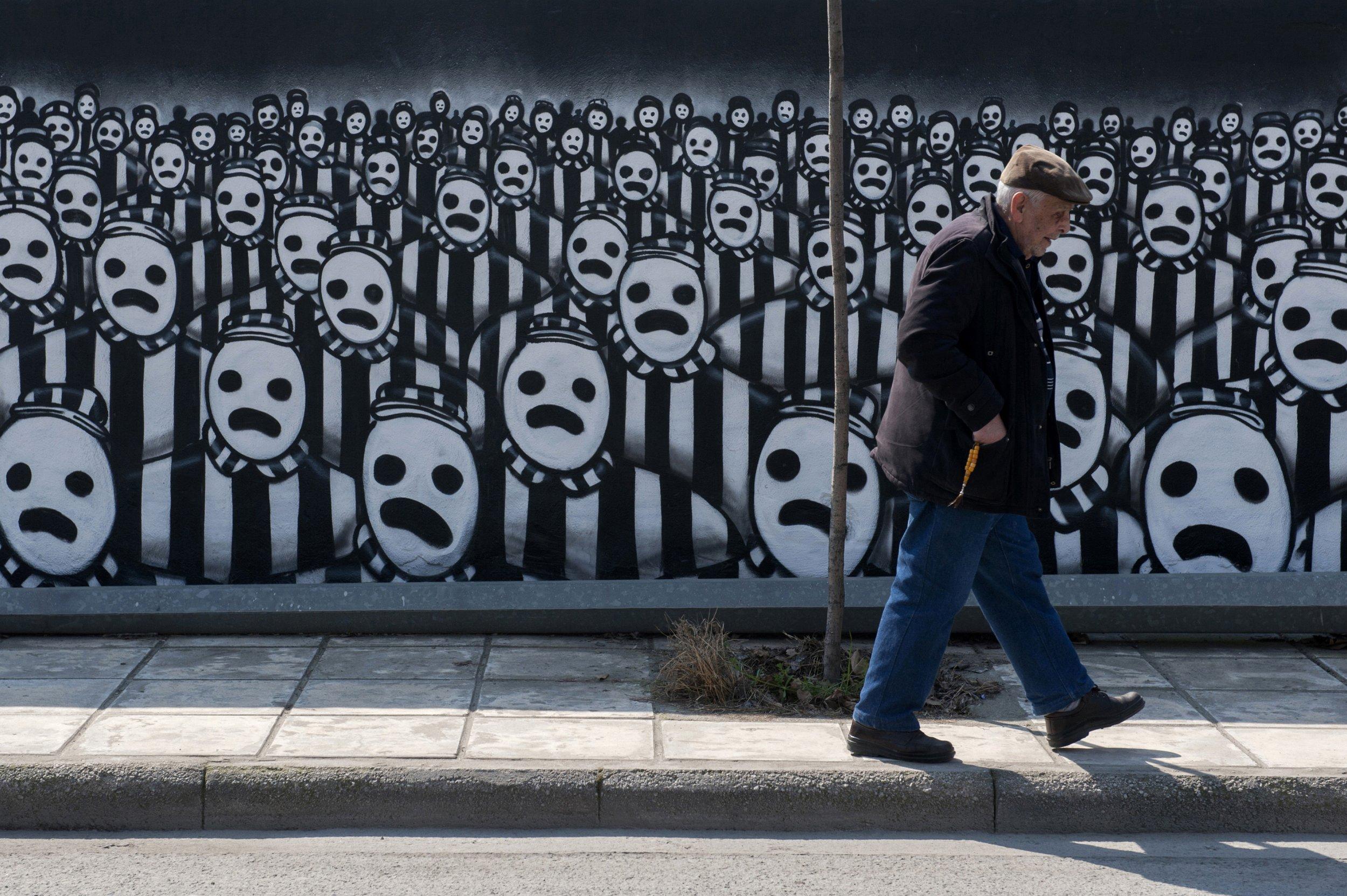 Antisemitism Greece