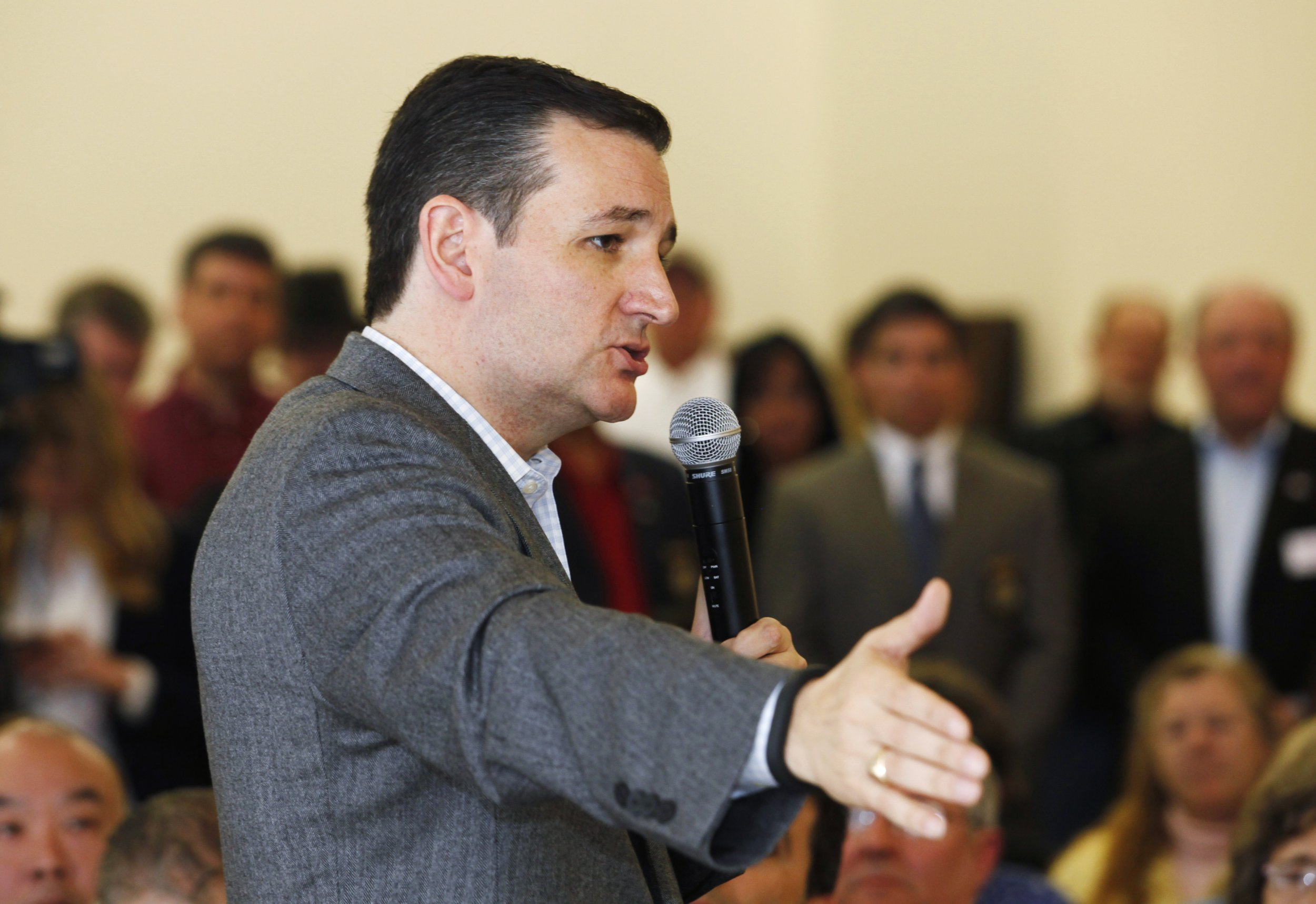 Ted Cruz to Announce Plan for Presidential Run