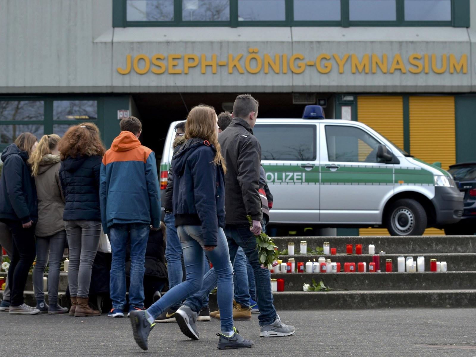 Small Town School Mourns Classmates on Doomed Germanwings Flight