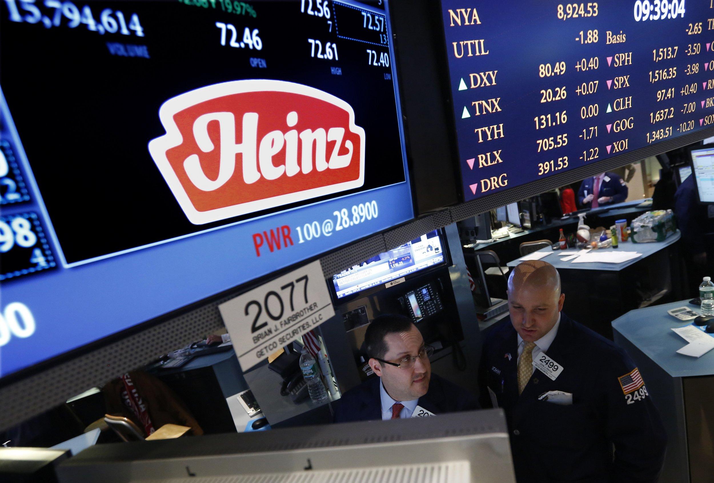 Kraft and Heinz